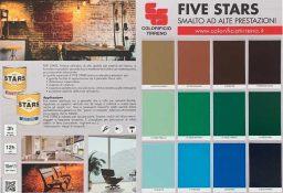 Five Star pannello Colorificio
